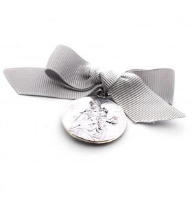 Medalla de CUNA - ESCAPULARIO Virgen del Carmen