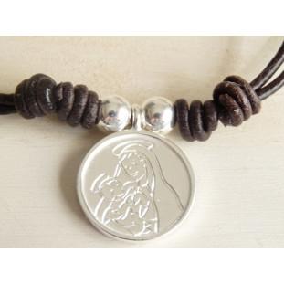 Medalla escapulario PA (medalla 2 cm)