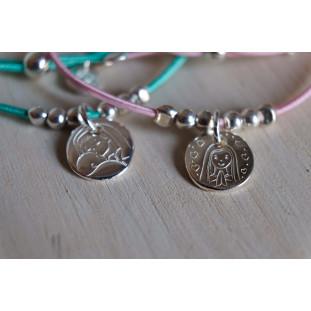 Medalla de la Virgen de Fatima ( medalla 1,2 cm )