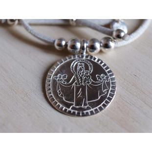 Medalla de la Virgen de la Alegría (medalla 2,7 cm)