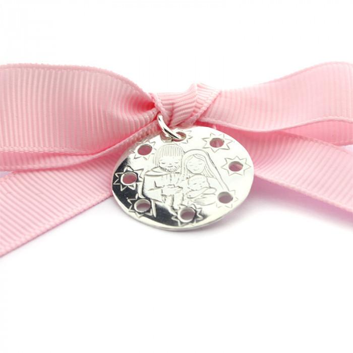 Medalla SAGRADA FAMILIA calada