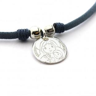 Medalla de la Virgen del...