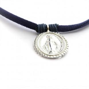 Medalla de la Virgen...