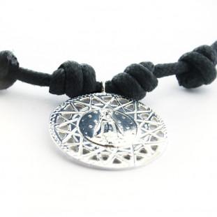 Medallón Virgen del Pilar...