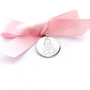 Medalla de cuna Angelita...